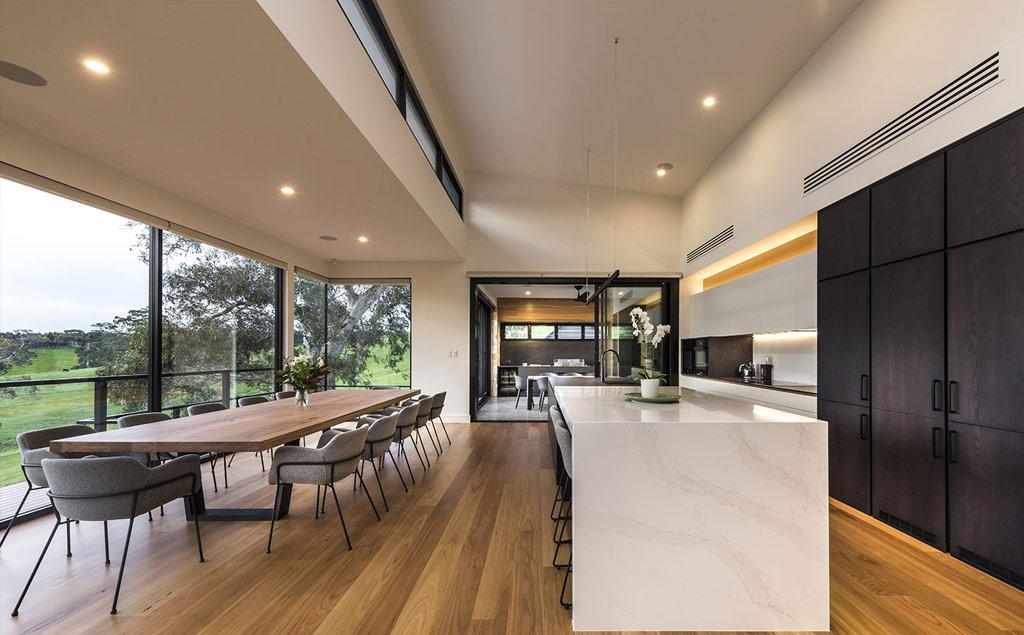 Custom Home Builder Kitchen