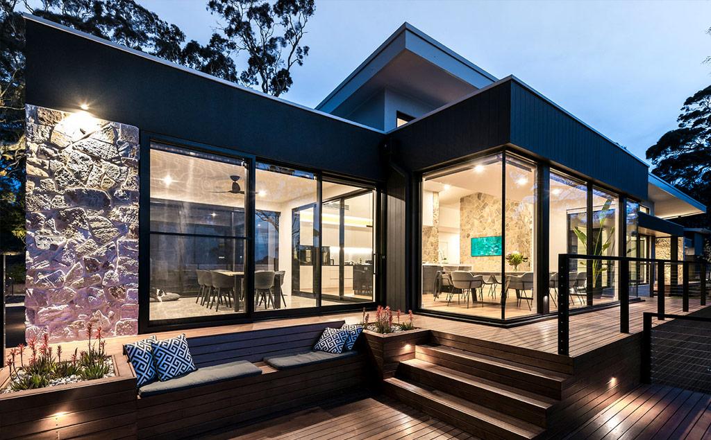 Custom Home Builder Outdoor